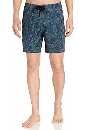 Goodthreads Men's Standard 7 Inch Inseam Swim Boardshort