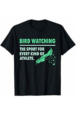 TwoMilzBirds Bird Watching - The Sport for Every Kind of Athlete T-Shirt