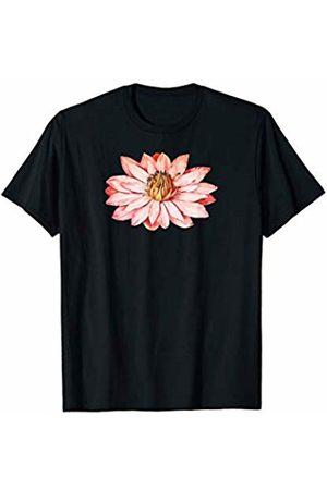 Yoga Gifts Yogi Love Lotus Flower Yoga Meditation Yogi Gift T-Shirt