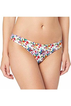 Pour Moi Women's Heatwave Brief Bikini Bottoms, Sunrise