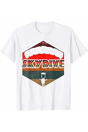 Skydive & Parachutists Gift Apparal Skydive - Skydiving Gift for Parachuting Sports Skydivers T-Shirt