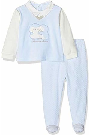 Chicco Baby Boys' Completo Coprifasce Con Ghettina Footies