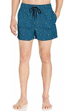 Goodthreads Men's Standard 5 Inch Inseam Swim Trunk