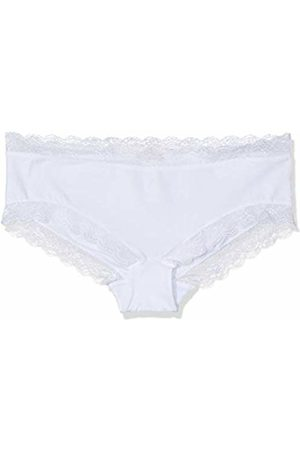 Hanro Women's Cotton Lace Hipster ( 0101)