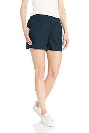 Daily Ritual Linen Pull-On Short Casual