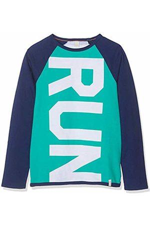 Esprit Boys T-shirts - Kids Boy's Rp1005407 T-Shirt Long Sleeves Top, (Marine 446)