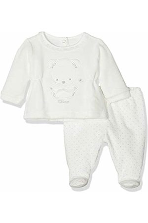 chicco Baby Girls' Completo Coprifasce Con Ghettina Footies