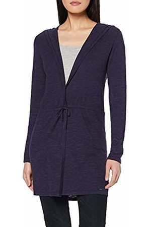 s.Oliver Women's 14.907.64.2384 Cardigan, (Dark 5835)