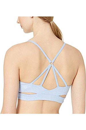 CORE Women Sports Bras - Icon Series - The Ballerina Sports Bra Sky Heather)