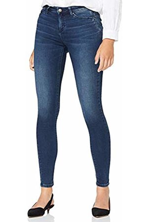 Esprit Women Skinny - Women's 999ee1b805 Skinny Jeans, ( Dark Wash 901)