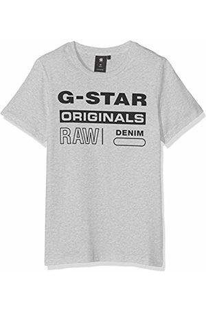 G-Star Boys T-shirts - G-Star Boy's Sp10086 Ss Tee T-Shirt, (China 20)