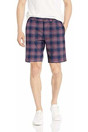 Goodthreads Men's Standard 9 Inch Inseam Linen Cotton Short
