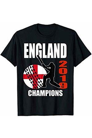 Cricket Tournament Apparel Co. England Cricket Shirt Cricket Team T-shirt 2019