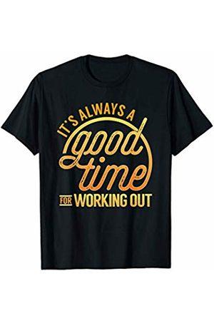 Workout Made Better Men T-shirts - Gym