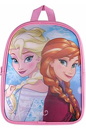 Disney Kids Suitcases & Luggage - Frozen Elsa & Anna Children's Backpack, 31 cm