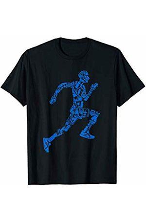 Design 7 Runner Jogging T-Shirt