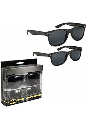 Artesanía Cerdá Boys' Gafas De Sol Set Caja Batman Sunglasses, (Negro)