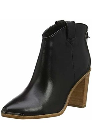 Ted Baker Ted Baker Women's Kasidy Cowboy Boots, Blk