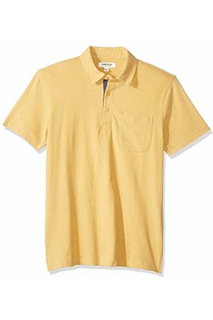 Goodthreads Men's Short-Sleeve Sueded Jersey Polo