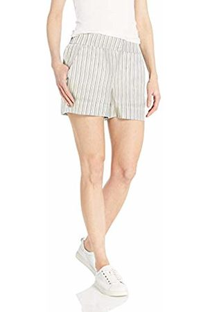 Daily Ritual Women Shorts - Linen Pull-On Short Casual