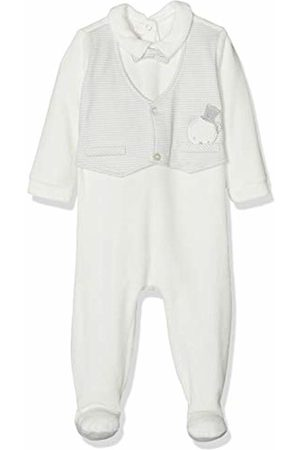 chicco Baby Boys' Tutina Con Apertura Patello Footies