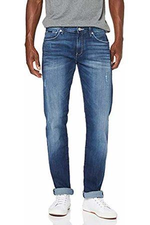 Armani Men's J16 Straight Jeans (Indigo Denim 1500)