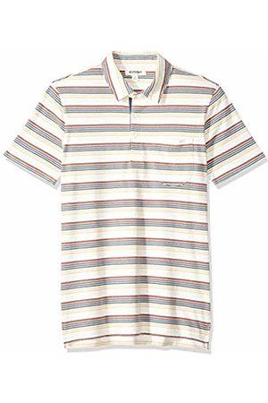 Goodthreads Men's Short-Sleeve Sueded Jersey Polo