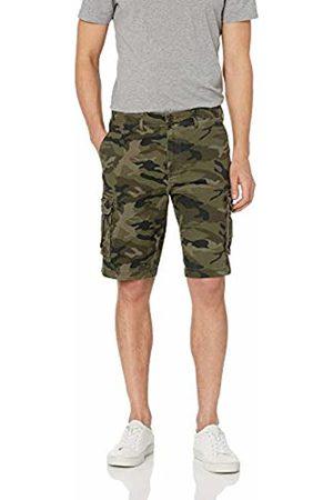 Goodthreads Men Shorts - Men's Standard 11 Inch Inseam Cargo Stretch Canvas Short