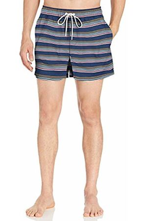 Goodthreads Men's Standard 5 Inch Inseam Swim Trunk