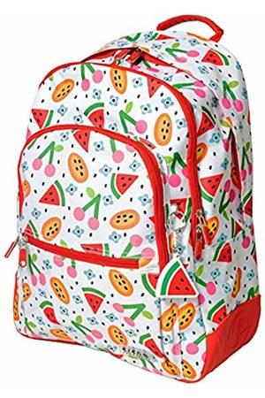 Grafoplas 37500170 School Backpack Elena Corredoira Frutas. Rubber Model
