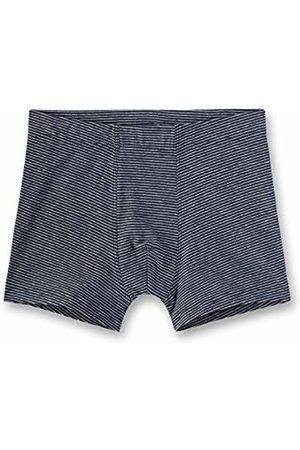 Sanetta Boy's Hipshorts Stripe Short, Slate 5337