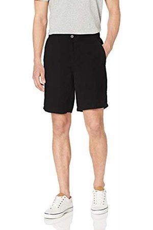 "Amazon Men Shorts - Slim-Fit Flat-Front Linen Short - 9"" Casual"