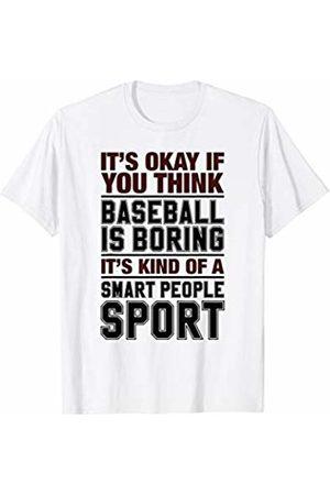 Zen Nguyen Baseball - Smart People Sport - baseball apparels T-Shirt