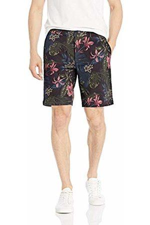 Goodthreads Men's Standard 9 Inch Inseam Linen Cotton Short