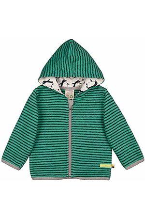 loud + proud Boy's Jacke Fleece Aus Bio Baumwolle, GOTS Zertifiziert Sweat Jacket