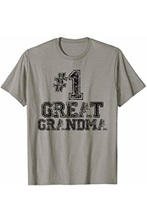 Number One #1 Family Gift Tees #1 Great GrandMa - Number One Sports Mother's Day Gift T-Shirt