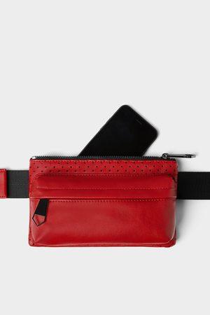 Zara Microperforated belt bag