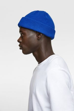 Zara Men Beanies - Knit beanie