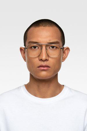 Zara Metal frame glasses