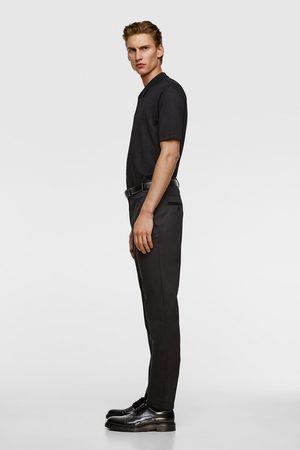 Zara Slim chino trousers
