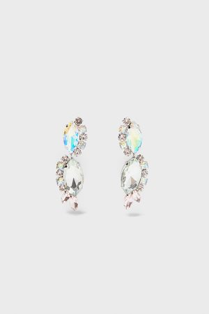 Zara Rhinestone earrings