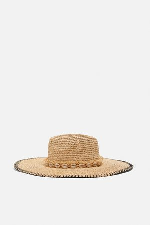 Zara Hat with shells