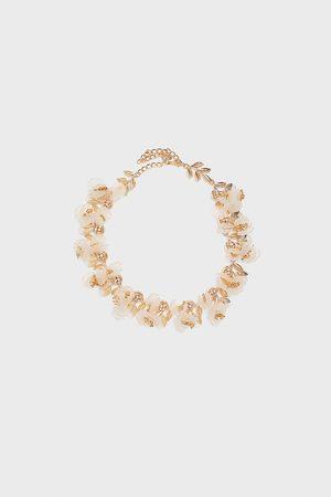 Zara Special edition floral necklace