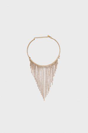 Zara Gem choker necklace