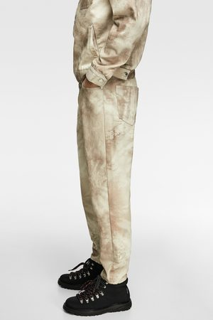 Zara Tie-dye print jeans