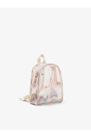Zara Mini vinyl backpack