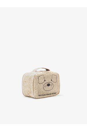 Zara Vinyl travel toiletry bag