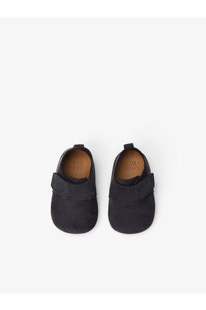 Zara Leather derby shoes