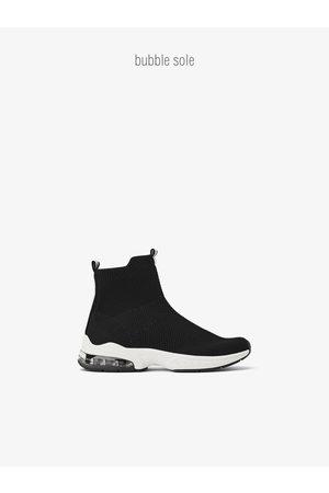 Zara Sock-style high-top sneakers