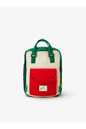 Zara Colour block backpack